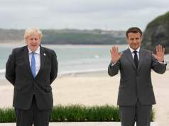 """The """"sausage war"""" ignites between Britain and the European Union after sharp statements by Johnson"""