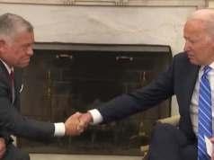 Biden to King Abdullah: We will always stand by Jordan