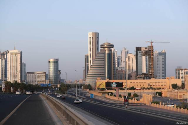 BAHRAIN-FINANCIAL-CRISIS-GULF-RESCUE-FINANCIAL-REFORM