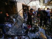 ISIS claims responsibility for the suicide bombing in Sadr City