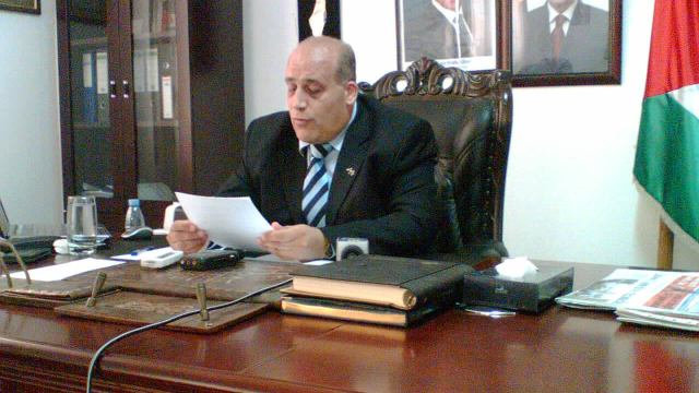 PALESTINIAN-MINISTER-NASRI-ABU-JAISH-RESIGNATION-PROTEST-KILLING-WEST-BANK-ARAB-WORLD