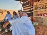 SAUDI-CAMEL-HERITAGE-DESERT-WEATHER-CLIMATE-HEATWAVE-