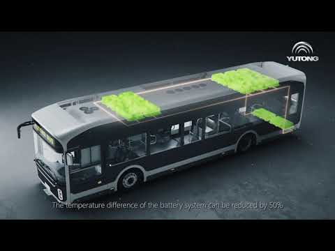 Yutong Launched its Latest EV Battery Safety Technology