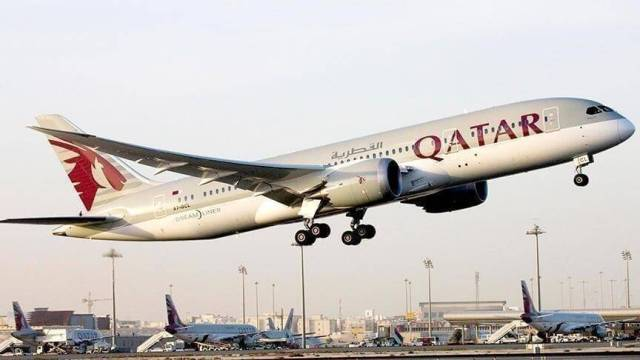 Doha receives the third plane carrying Americans and Europeans, which it evacuated from Kabul