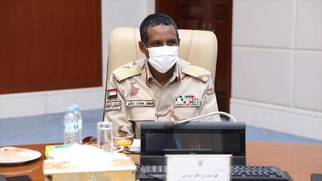 Sudan.. Promoting the military's standing behind the coup attempt is