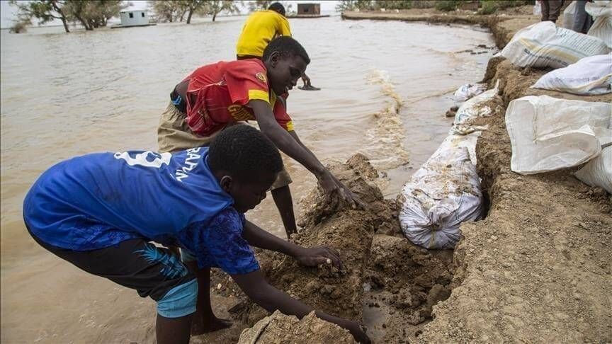 Climate.. Rain affects 288,000 people in Sudan