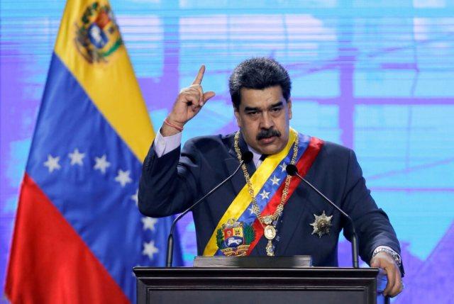 NICOLAS-MADURO-MEXICO-HOLDS-TALKS-VENEZUELA-GOVERNMENT-OPPOSITION