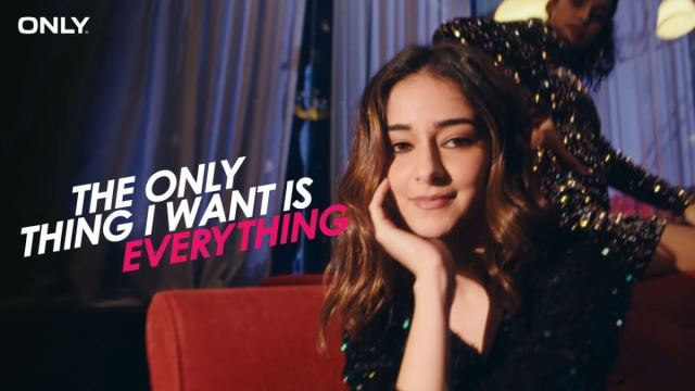 ONLY presents the newest anthem on the block - THE ONLY THING I WANT IS EVERYTHING FT. ANANYA PANDAY