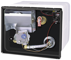 RV Water Heaters and Heater Repair Parts