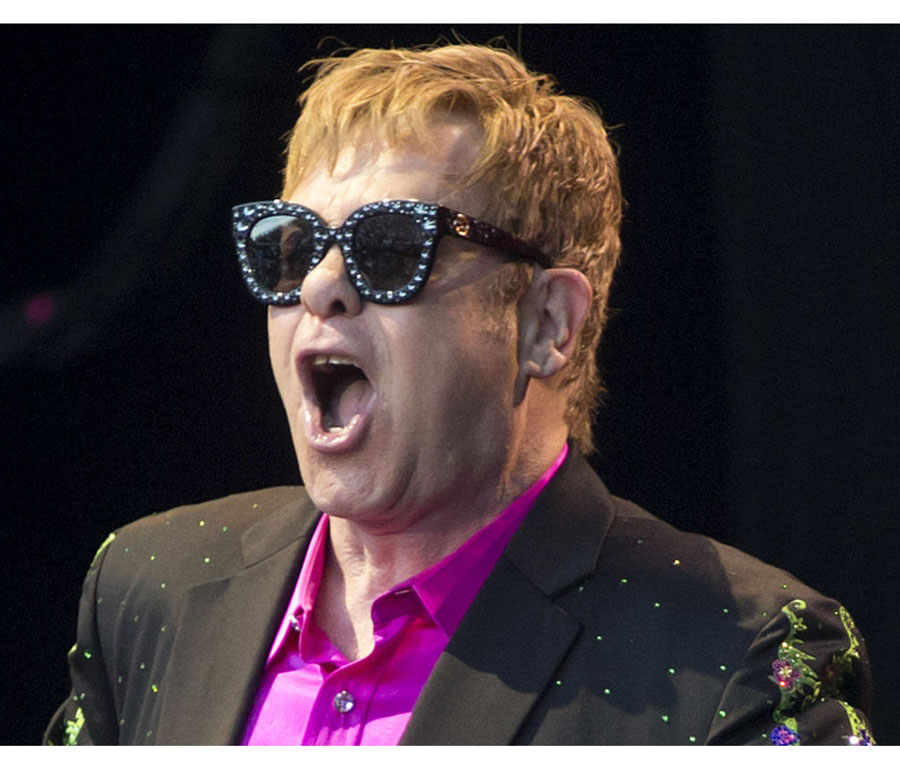 Elton John: 'Revamp' & 'Restoration' Tribute Albums Stream & Download