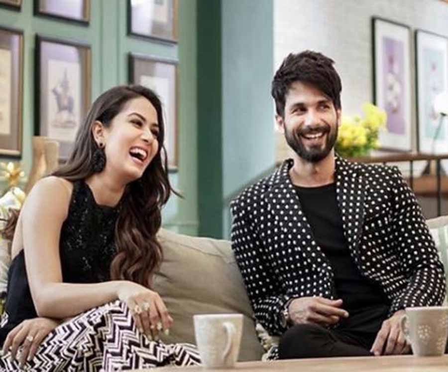 Revealed! Shahid Kapoor on why he publicly announced wife Mira Rajput's pregnancy