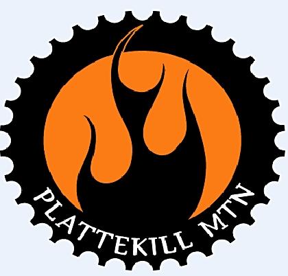 Plattekill round logo