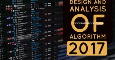 Design And Analysis Of Algorithm-2017