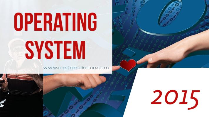 Operating System-2015