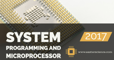 System Programming And Microprocessor-2017