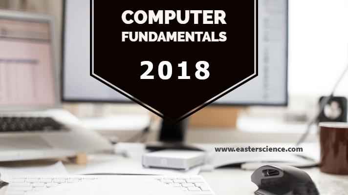 Computer Fundamentals-2018