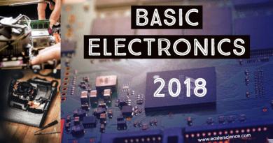 Basic Electronics-2018-BSc-CS-MJPRU
