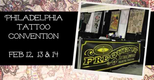 Eastfallslocal Phila Tattoo Convention collage