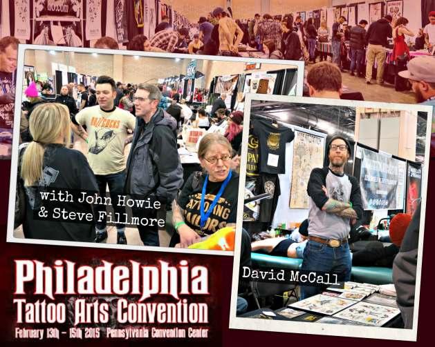 EastFallsLocal collage update Phila Tattoo Convention 2016