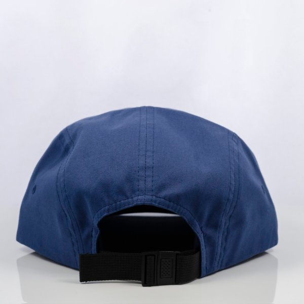 East Fork Cultivars Llama 5-Panel Hat in Navy