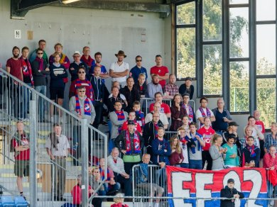 Trellebogs FF - Östers IF 2-3, Superettan 2012