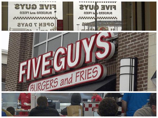 FiveguysburgersEastGwillimbury