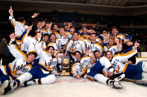 '92 NCAA Hockey Champions