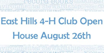 2019 East Hills Open House