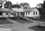 Ahuas Clinic, Courtyard