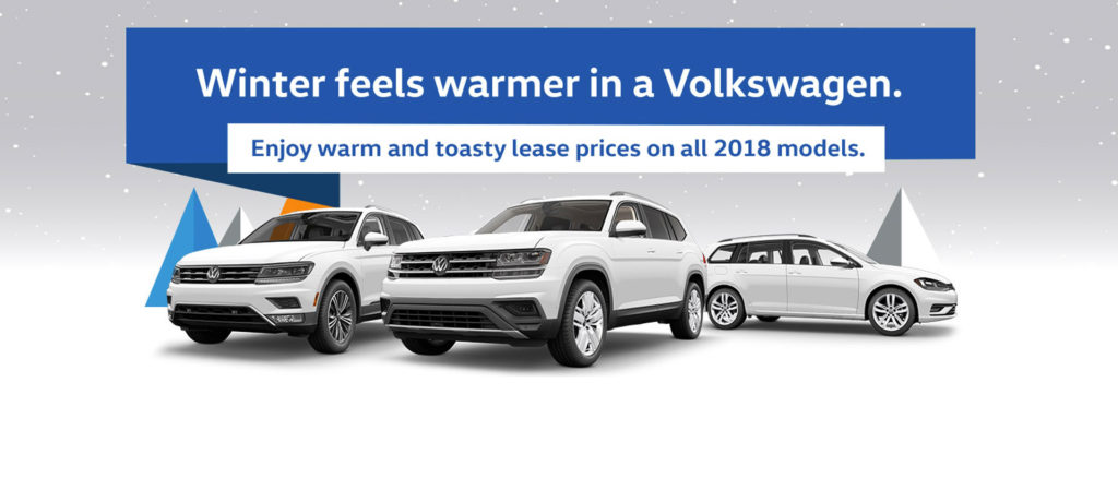 Winter VW Offer