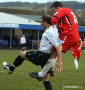 Andy Forbes Eastleigh FC