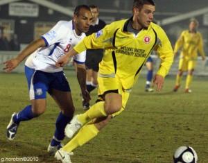 Eastleigh v Welling United