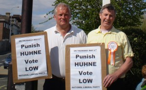 keith low, david durant, eastleigh