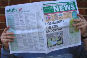 Eastleigh Borough news