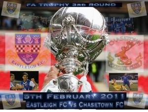 EASTLEIGH FC VS CHASETOWN FC