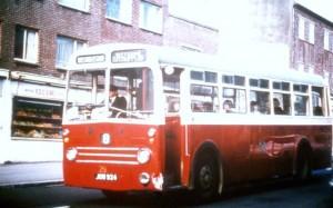 JOW 924 at Woolston