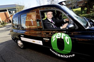 huhne taxi