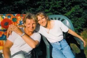 Doris and Pat