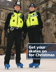 coppers on ice