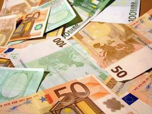Salaping papel Euro