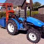 New Holland TCE 401