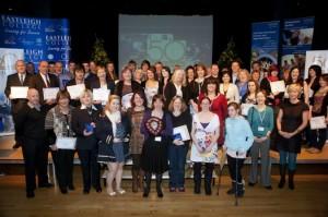 Students and Staff Award Winners