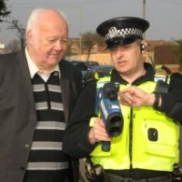 Council buys police speed camera