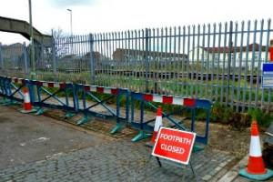 Archers Road Footbridge