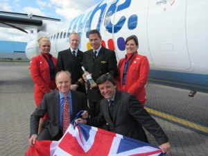 Flybe flies to tours from Eastleigh