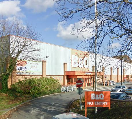 B&Q Eastleigh