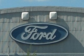 Ford plant logo