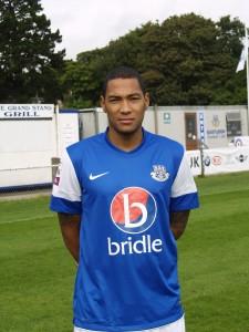 New Signing: Damian Batt