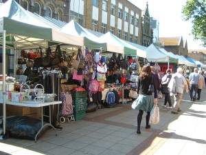 Eastleigh Market