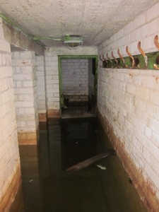 Inside the Bursledon Bunker